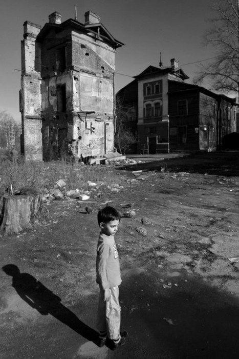 «Потрясающий город» Александра Петросяна. Изображение № 41.