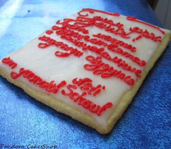 Sweet cookies. Изображение № 4.
