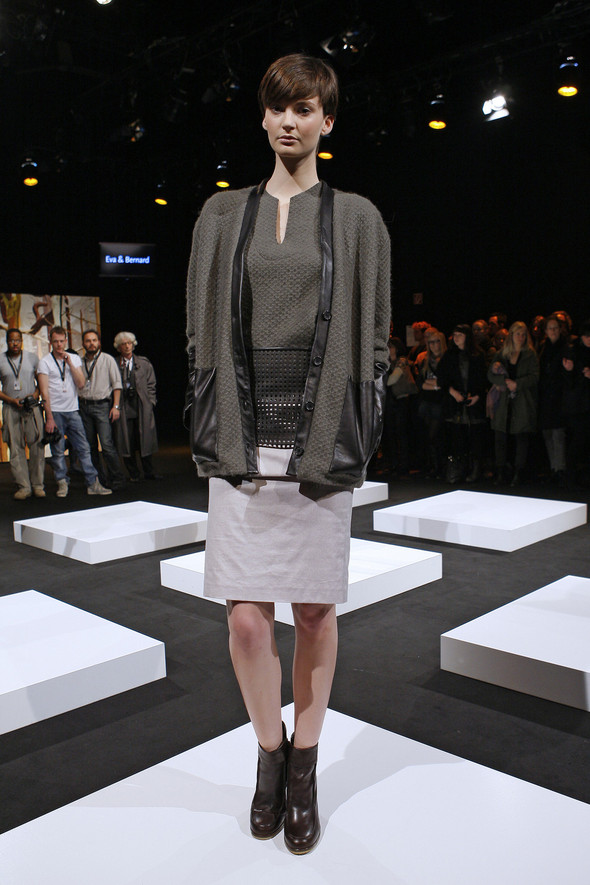 Berlin Fashion Week A/W 2012: Eva & Bernard. Изображение № 1.