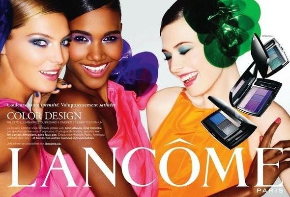 Изображение 4. Кампании: DKNY, Chanel и Lancome.. Изображение № 4.