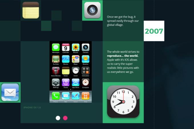 iPhone OS 1.0. Изображение № 19.