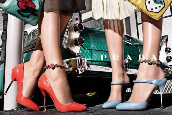 Кампания: Prada SS 2012. Изображение № 18.