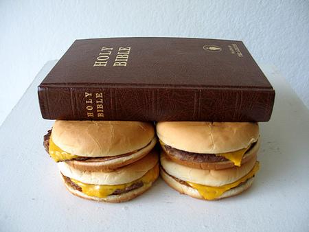Уильям Хандли. Привидения, гамбургеры илюди вшкафу. Изображение № 12.