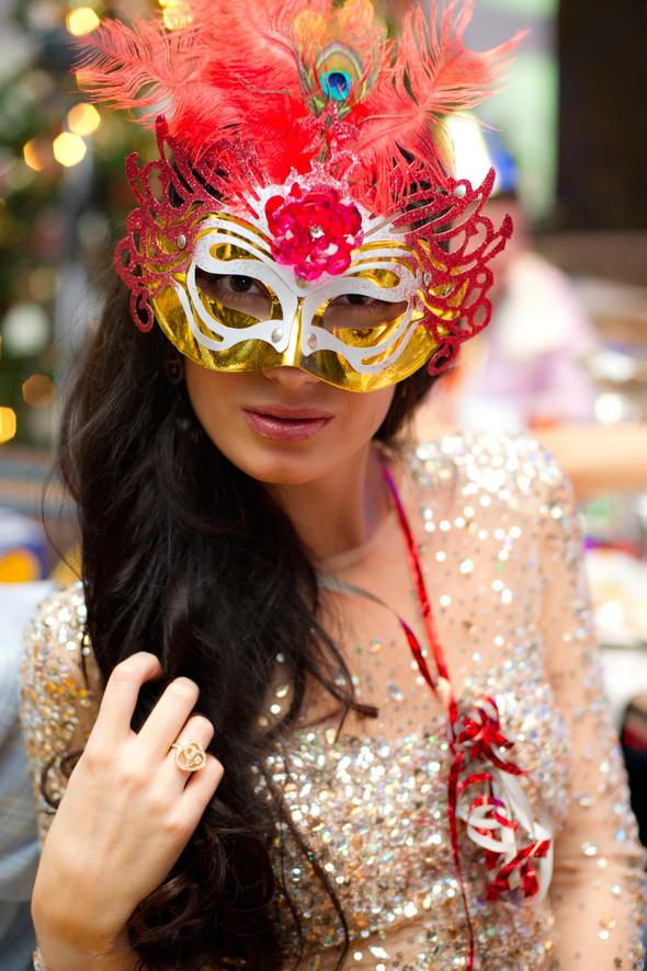 """31 декабря прошла """"Удивительная Новогодняя Ночь"""" в White Rabbit. Изображение № 1."""