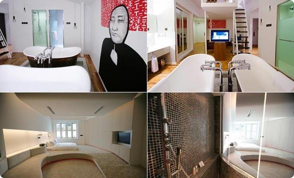 10 лучших дизайн-отелей. Изображение № 19.