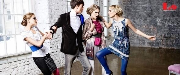 Изображение 1. Платья марки LO - головокружительная невесомость и французский шарм.. Изображение № 2.