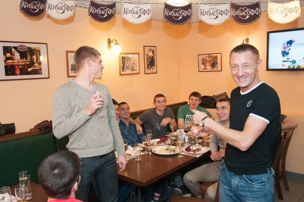 """Андрей Тихонов отпраздновал день рождения в ресторане """"Колбасофф"""". Изображение № 5."""