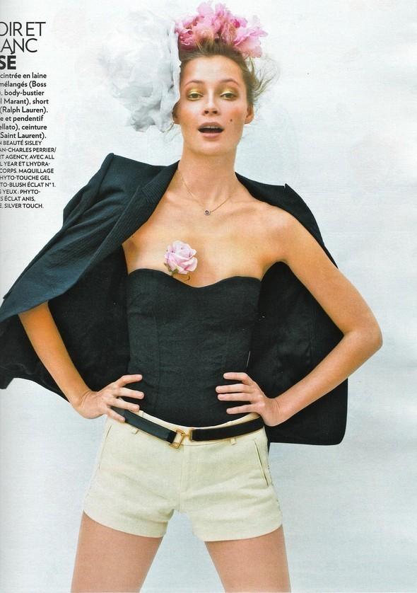 Изображение 116. Съемки: Harper's Bazaar, Industrie, Vogue и другие.. Изображение № 34.