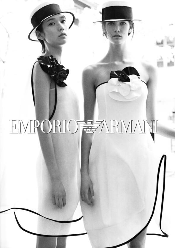 Превью кампаний: Dolce & Gabbana, Emporio Armani, Givenchy и другие. Изображение № 3.