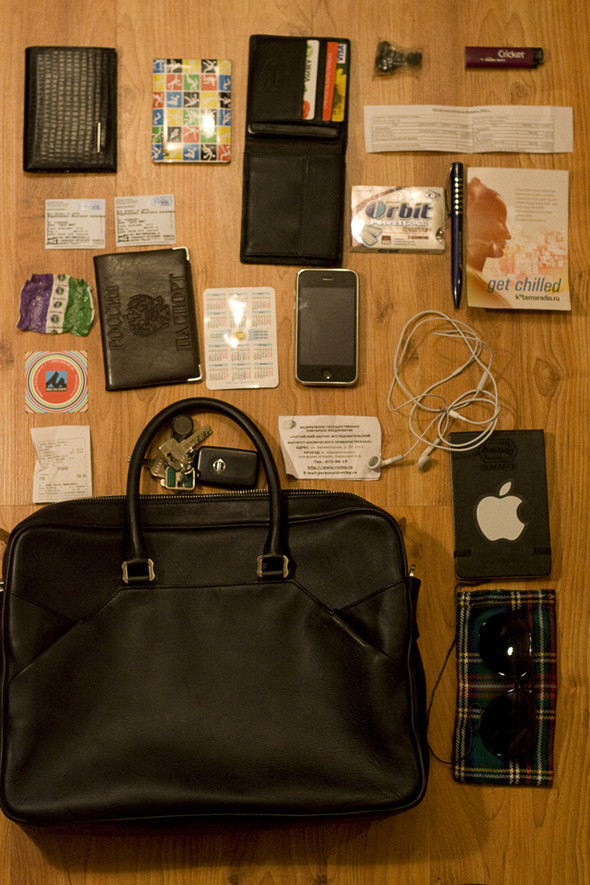 Look at Me: What's in your bag? Часть 2. Изображение № 20.