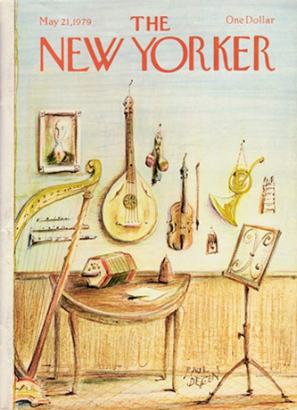10 иллюстраторов журнала New Yorker. Изображение № 29.