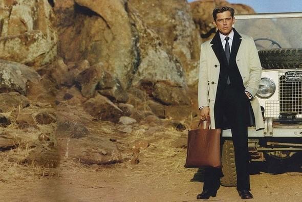 Кампания: мужская коллекция Louis Vuitton SS 2012. Изображение № 28.