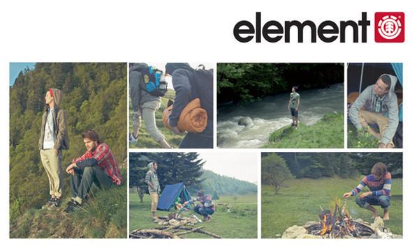 Обзор мужской весенней коллекции ELEMENT 2010. Изображение № 1.