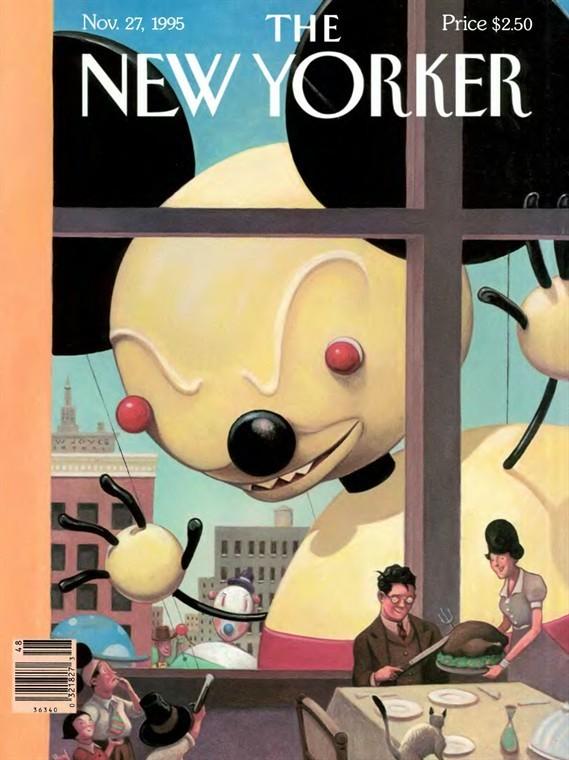 Обложки TheNew Yorker. Изображение № 71.