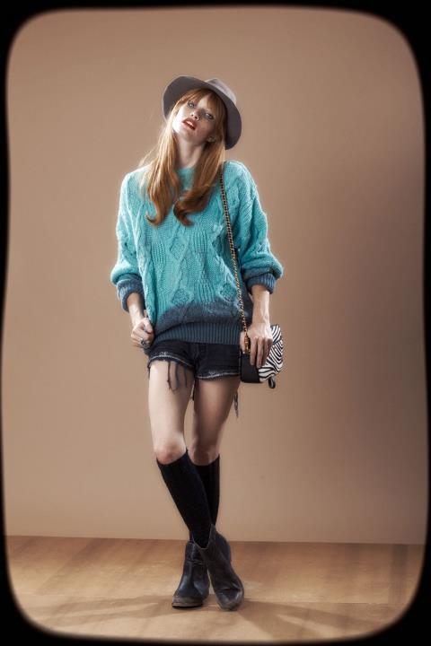 Превью лукбука: LF Stores Fall 2011. Изображение № 3.