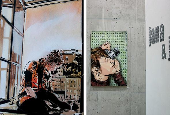 Изображение 58. Le стрит-арт.. Изображение № 62.