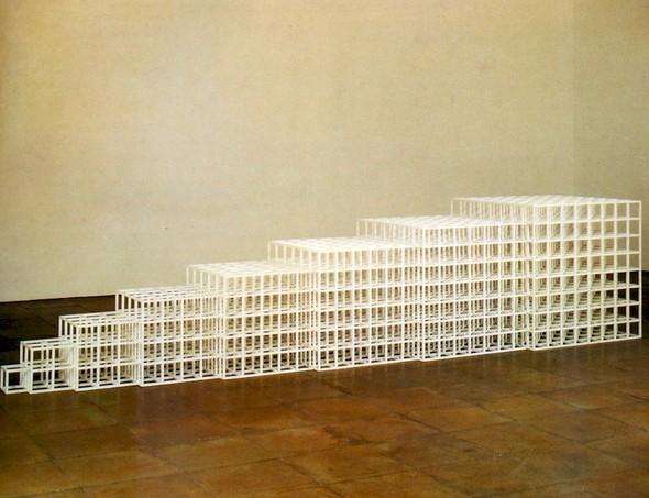 Скульптурные структуры Сола Левитта. Изображение № 6.
