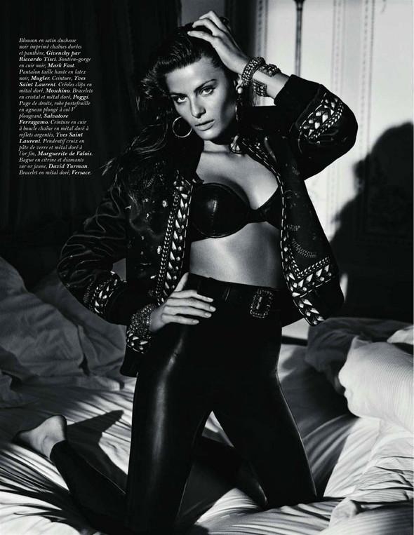 Съемка: Изабели Фонтана для Vogue Paris. Изображение № 3.