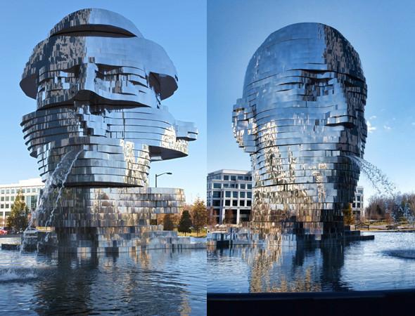 Найдено за неделю: Город будущего в пузырях, гигантская голова и вышитая книга. Изображение № 99.