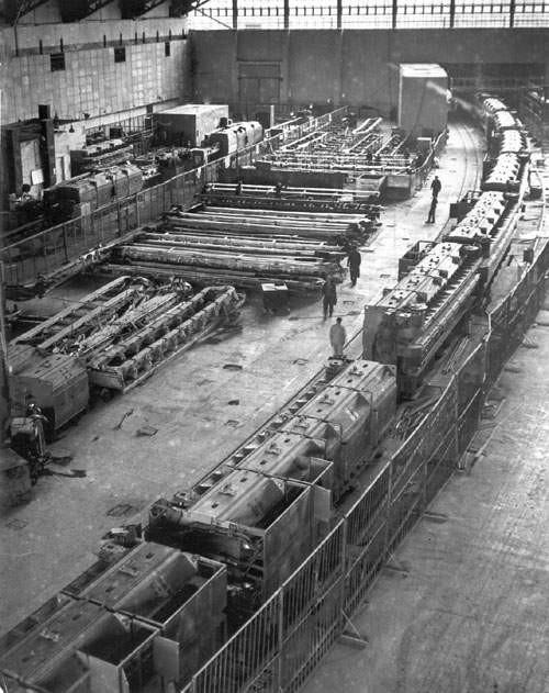 Заброшенный советский большой адронный коллайдер. Изображение № 17.