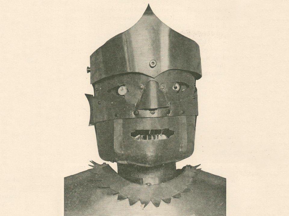 Власть роботам: Каким представляли восстание машин в 1920-х годах. Изображение № 3.