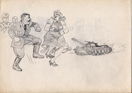Рисунки втетради. Изображение № 3.