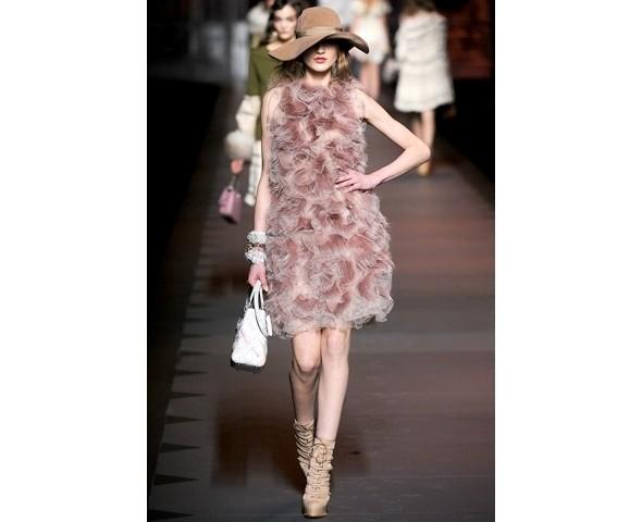 Показ Dior FW 2011. Изображение № 28.