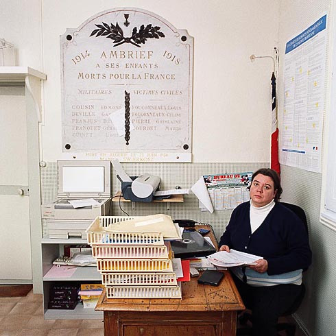 Бюрократы глазами Jan Banning. Изображение № 60.
