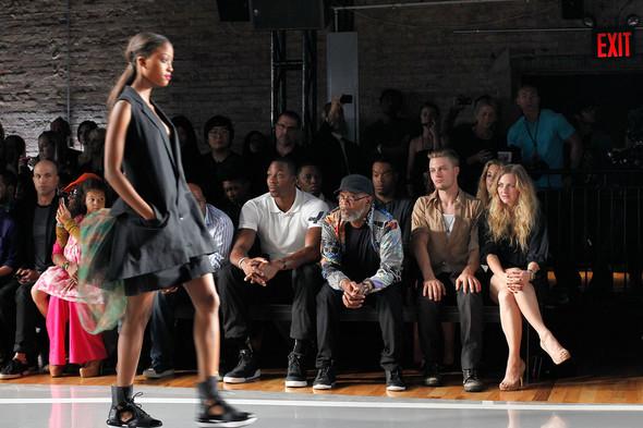 New York Fashion Week: Y-3 SS 2012. Изображение № 11.