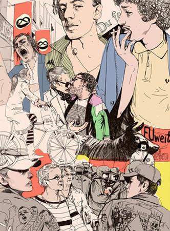 Создать папку: 5 успешных российских иллюстраторов рассказывают о портфолио. Изображение №6.