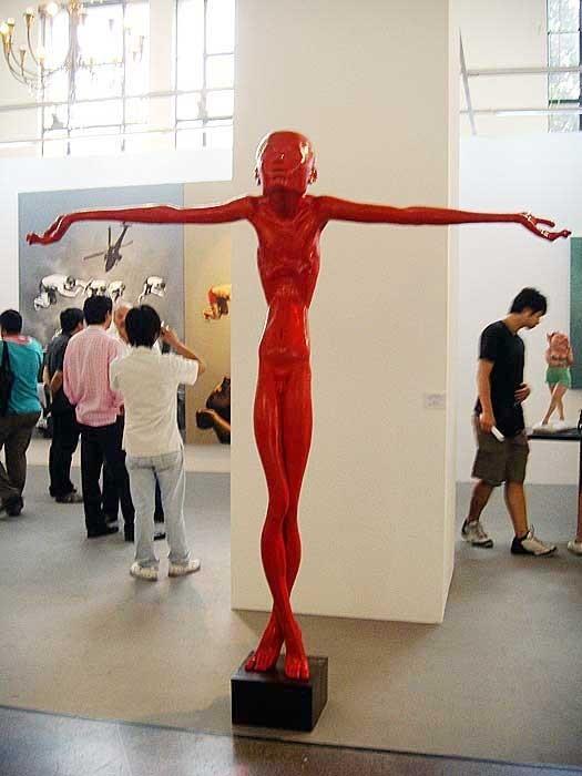 Соверменное азиатское искусство отChen WenLing. Изображение № 7.