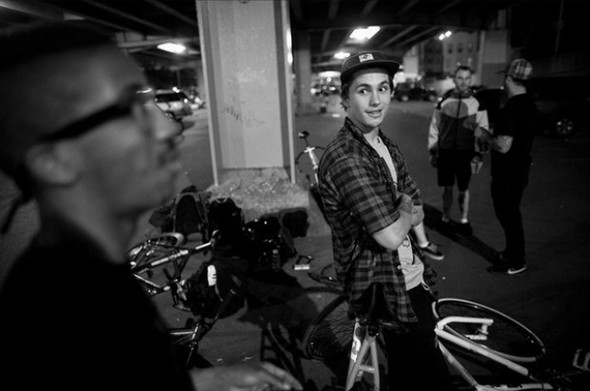 Бруклинский FIXED-GEAR. Изображение № 8.