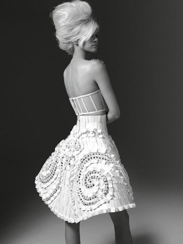 Лукбук: Atelier Versace FW 2011. Изображение № 13.