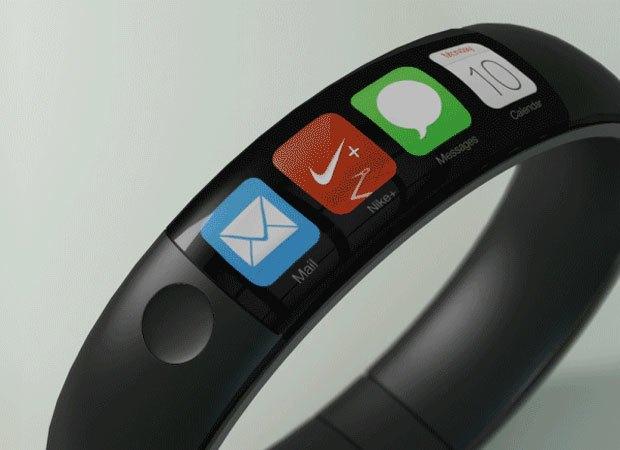 Концепт недели: «Умные» часы Nike + Apple. Изображение № 7.