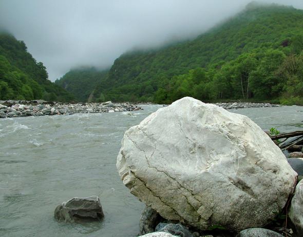 Пейзажи Кавказа. Изображение № 11.