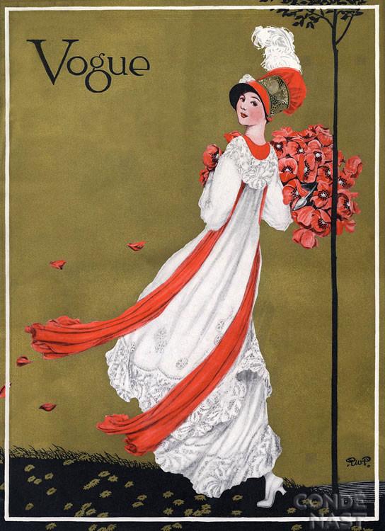 Калейдоскоп обложек Vogue. Изображение № 5.