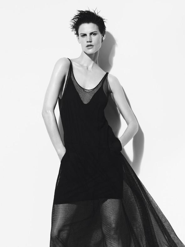 Кампания: Саския де Брау для Zara SS 2012. Изображение № 4.
