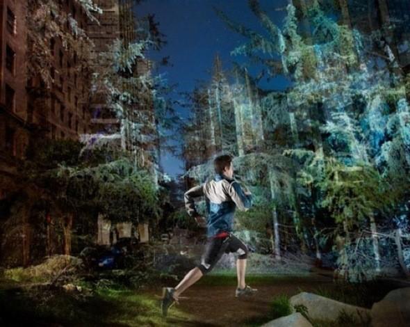 Изображение 4. Лукбук: Undercover for Nike SS 2011.. Изображение № 4.