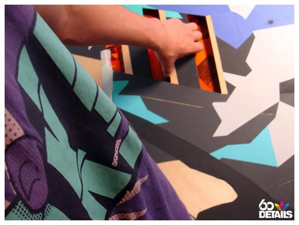 2D sculpture artist: SBSS (process). Изображение № 2.