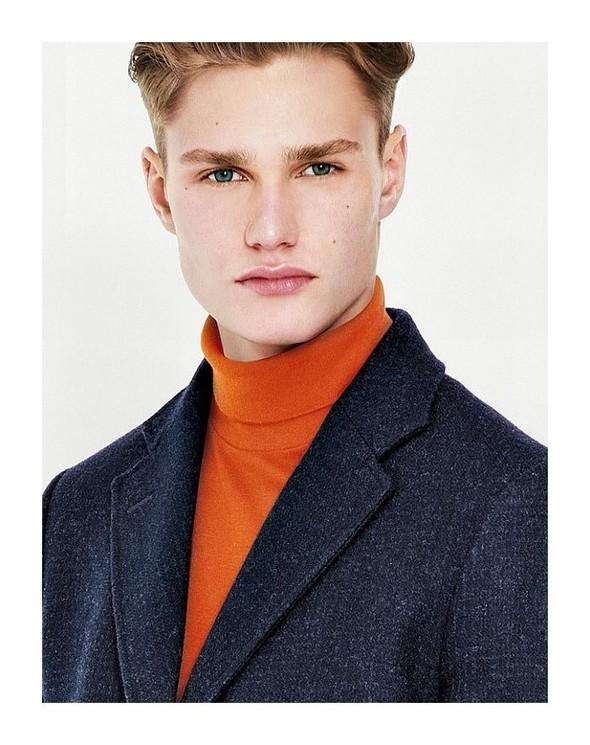 Лукбук: United Colors of Benetton Fall 2011 Menswear. Изображение № 2.