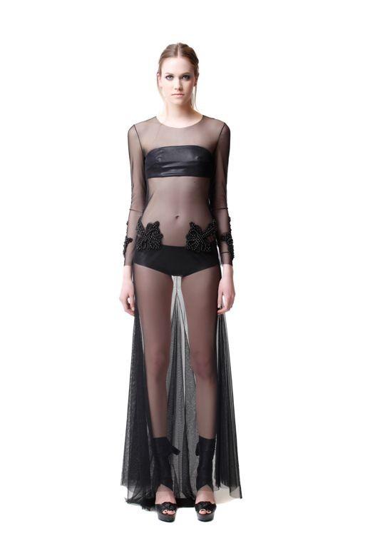 Эксклюзивные вечерние платья коллекции LUBLU Kira Plastinina. Изображение № 8.