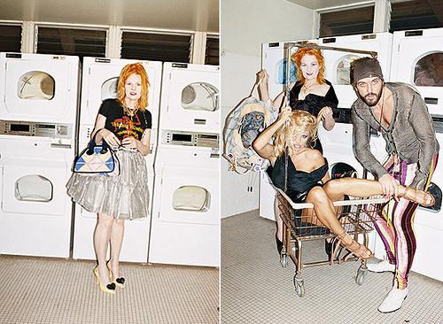 Линия денима Vivienne Westwood для Lee. Изображение № 5.