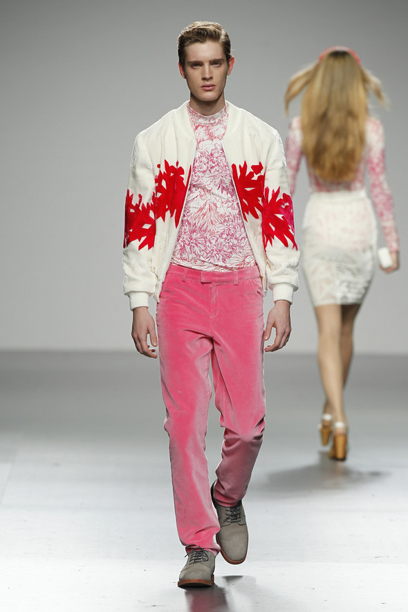 Madrid Fashion Week A/W 2012: River William. Изображение № 11.