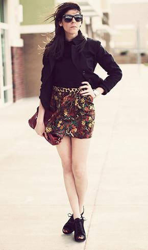 Изображение 17. Bloggers Talk: Эрика Мари, автор Fashion Chalet.. Изображение № 18.