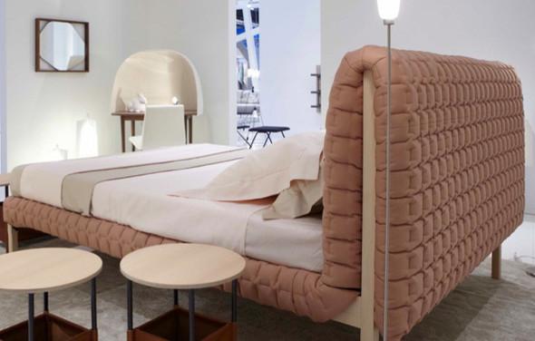 Кровать RUCHE от Inga Sempe. Изображение № 8.