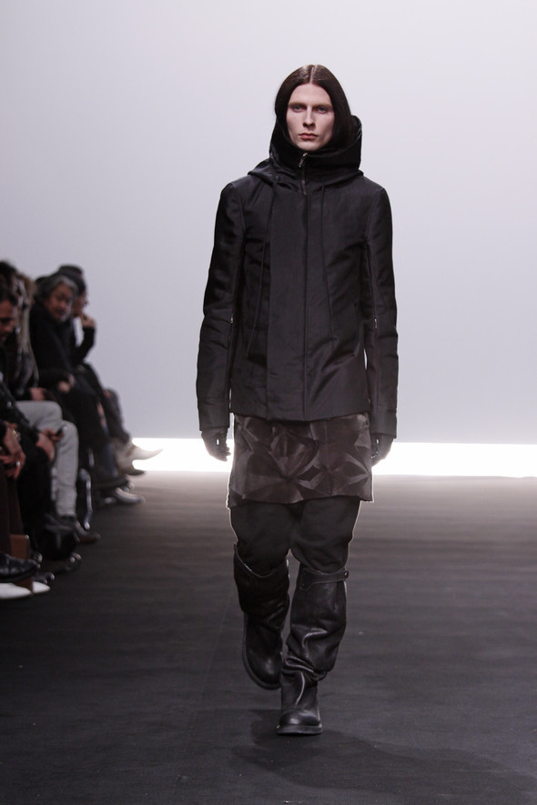 Rick Owens Fall Winter 2009 2010. Изображение № 15.