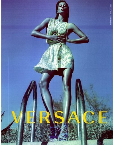 Превью кампаний: Versace, Louis Vuitton и Giuseppe Zanotti. Изображение № 3.