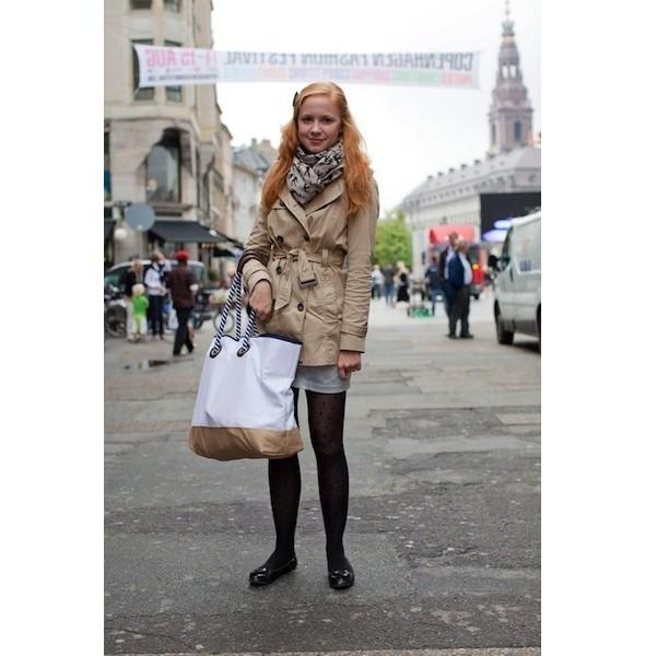 Луки с недель моды в Копенгагене и Стокгольме. Изображение № 30.