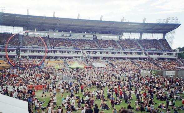 Большой выходной 2010. Музыкальный фестиваль в Окленде. Изображение № 4.