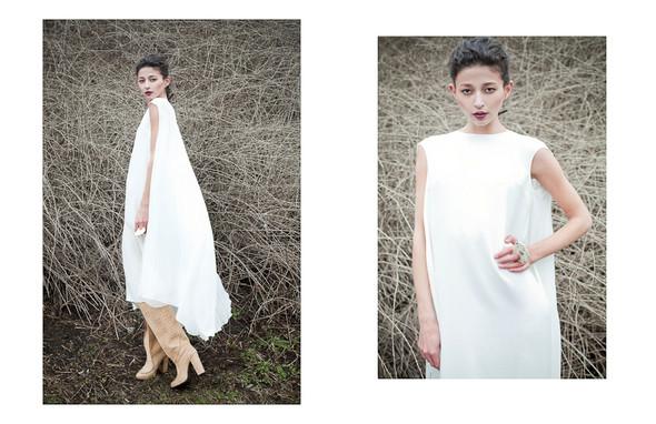 Изображение 12. Lookbook Kamenskayakononova f/w 2011/2012.. Изображение № 12.